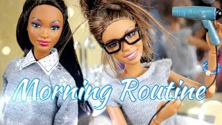 The Darbie Show:  Morning Routine
