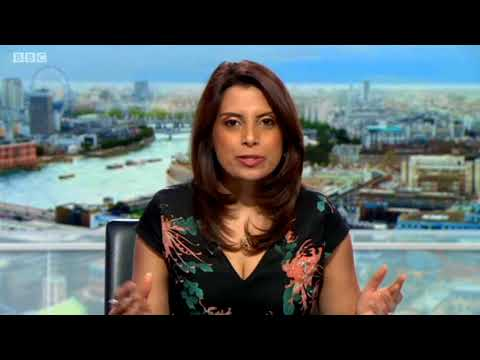 Alpa Patel and Elizabeth Rizzini BBC London  and Weather February 1st 2018