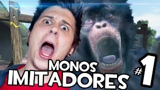 ANIMALES IMITADORES | Zoo Tycoon con Kinect | Ep. 1