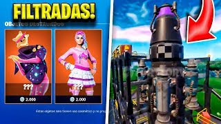 "NEW SKIN ""PantanoS STALKER"" IN FORTNITE!! * MISSION EVENT IS COMING* 😱"
