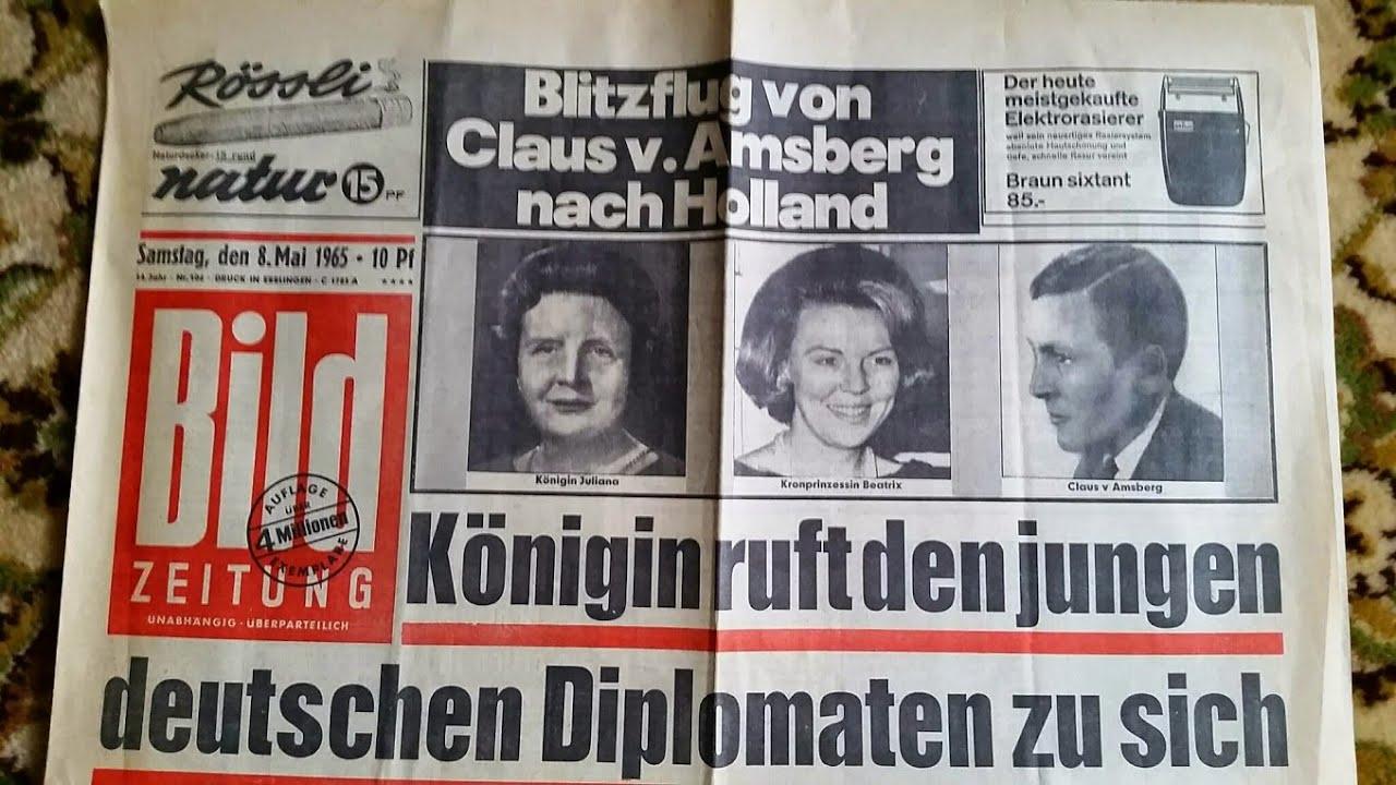 Bild-Zeitung Von Heute
