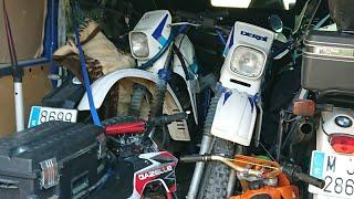 Cabrán 6 motos en la fragoneta? Adiós Derbi FDS y consejos para tener una Derbi FDS