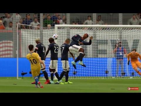CHELSEA VS NEW ENGLAND REVOLUTION || FRIENDLY MATCH|| HD GAMEPLAY|| FIFA 2019|| HIGHLIGHTS||