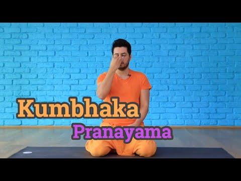 Kumbhaka Pranayama Çalışması | Nefes Çalışması