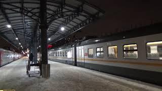 Электропоезд ЭП2Д-0076 - 04.12.2019