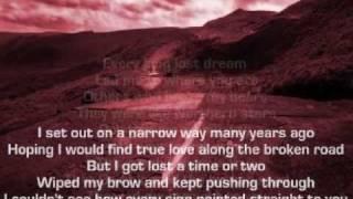 Marcus Hummon - Bless The Broken Road ( + lyrics 1995) Video