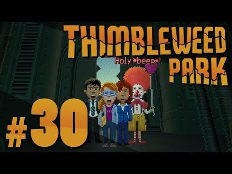 Thimbleweed Park - Pillowtronics - PART #30