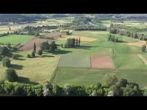 Dordogne, La Roque Gageac, Domme