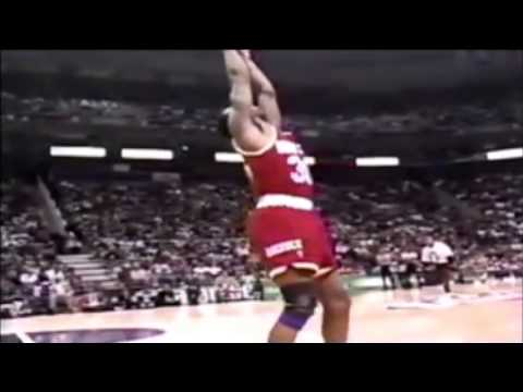 Kenny Smith - 1993 NBA Slam Dunk Contest