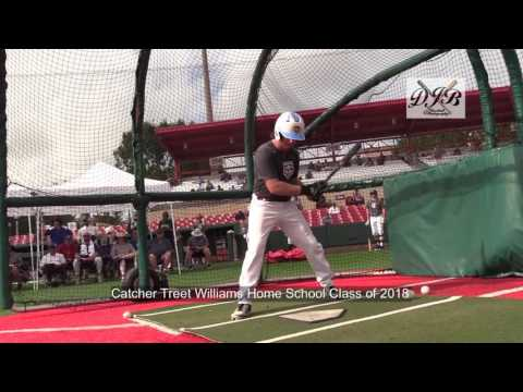 Catcher Treet Williams Home School Class of 2018