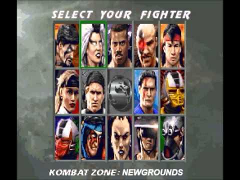 Mortal Kombat OUTTAKES: kano