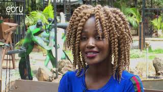 Sarah Anatafuta DIAMOND Wa Kenya