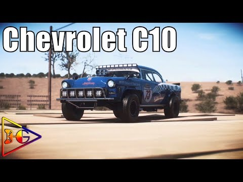Chevy Bel Air Derelict Parts Need For Speed Payback