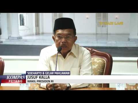 Golkar Inginkan Gelar Pahlawan Untuk Soeharto