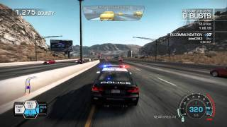 Need For Speed Hot Pursuit -Point of Impact