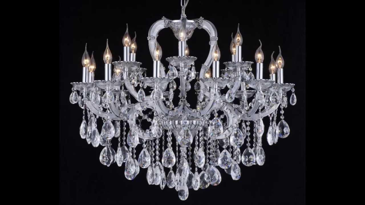 Luxury maria theresa chandeliers youtube luxury maria theresa chandeliers arubaitofo Gallery