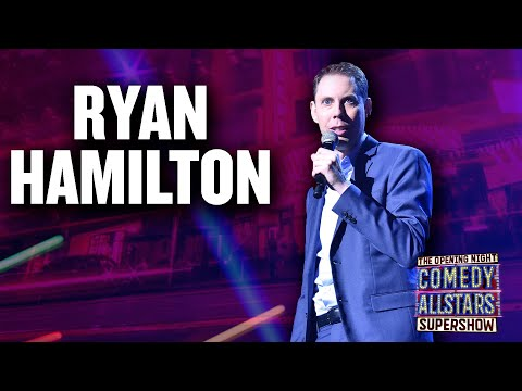 Ryan Hamilton - 2017 Opening Night Comedy Allstars Supershow ...