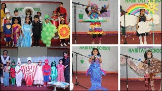 Prize Winning Fancy Dress Competition Costumes for KG kids / DIY Clown costume / DIY Costume Ideas
