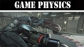 ✖ Star Citizen » Game Physics