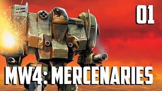 MW4: Mercenaries - Ep 01