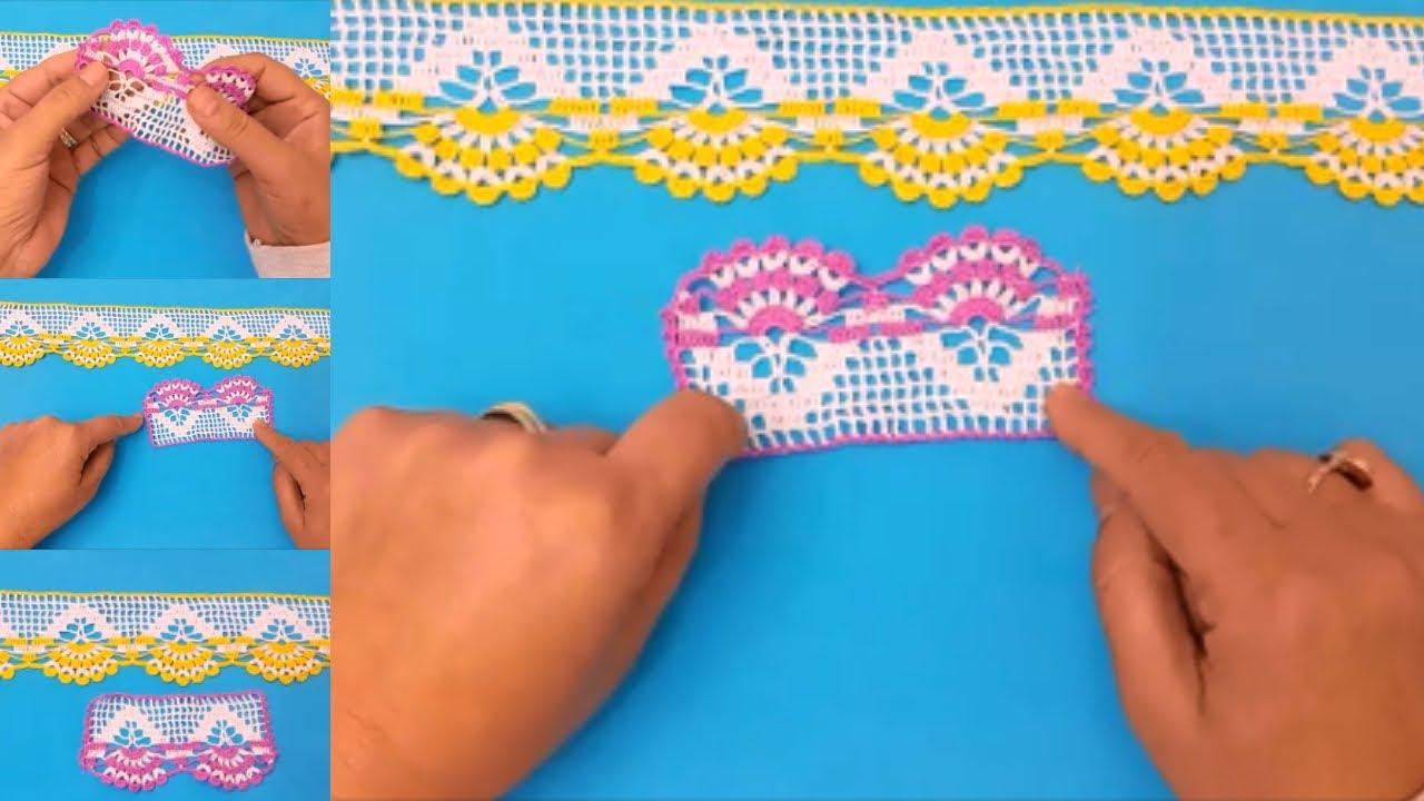 Karpuz Dilimli Mutfak Havlusu Modeli Yapılışı Türkçe Anlatımlı Videolu