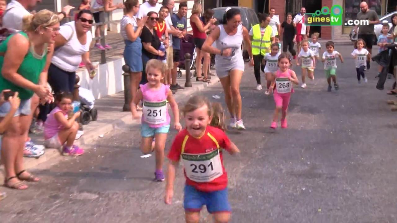 70 niños y niñas participaron en la III Carrera Popular Infantil 'San Ginés'