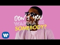 Lazee - Be Somebody (Official Lyric Video)