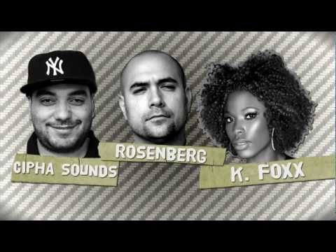 Cipha Sounds & Rosenberg Show with Kfoxx Promo