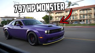 UPGRADING FROM A CHALLENGER SRT 392 TO A 2019 HELLCAT REDEYE!