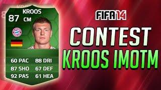 CONTEST FIFA 14 - KROOS iMOTM TOTT