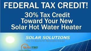 Solar Hot Water Heater Sales Clearwater FL Delray Beach FL http://www.SunTecSolarEnergy.com