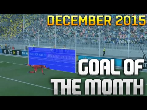 Futhead Forums Goal of the Month - December 2015