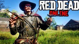 Reaching Maximum Level Bounty Hunter! Red Dead Online Frontier Pursuits Update