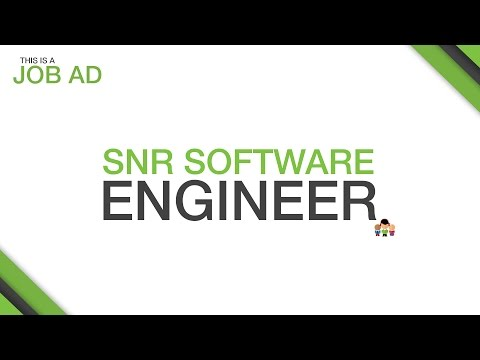 BRISBANE'S LOOKING FOR - Senior Software Engineer