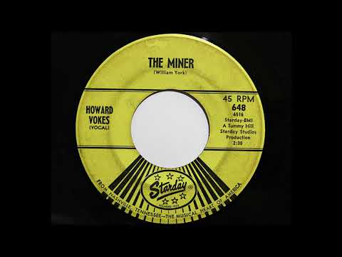 Howard Vokes - The Miner (Starday 648)