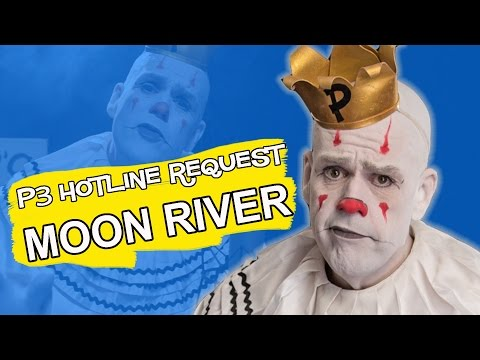 Moon River - Johnny Mercer cover - Puddles Pity Party
