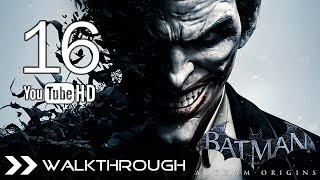 Batman Arkham Origins Walkthrough Gameplay - Part 16 (GCPD Morgue - Track Bane) HD 1080p PC PS3 Xbox 360 Wii U No Commentary