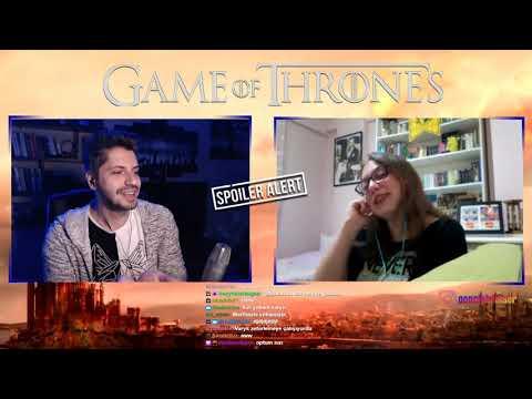 Game of Thrones 8.Sezon 5.Bölüm Kurcuklama(SPOILER!)