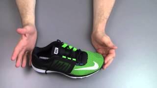 complicaciones Llevar instalaciones  NIKE Zoom Speed Trainer 3 review - YouTube