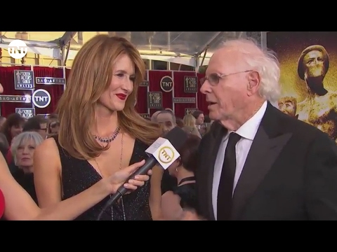 Bruce Dern & Laura Dern  Red Carpet  SAG Awards