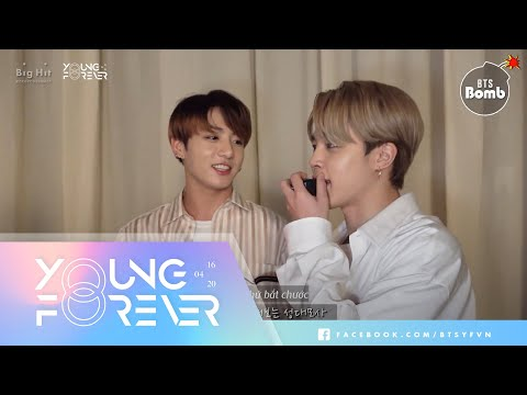 [VIETSUB] [BANGTAN BOMB] BTS Does Impressions - BTS (방탄소년단)