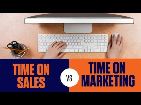 TIME ON SALES VERSES TIME ON MARKETING YOUR AGENCY – Lead Generation for your Business