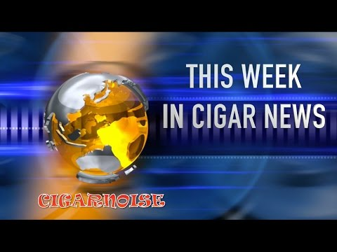 CigarNoise Weekly: FDA News, Room 101 Quits, AJ Fernández, Ford on Fifth