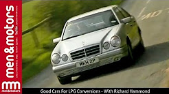 Good Cars For LPG Conversions - With Richard Hammond