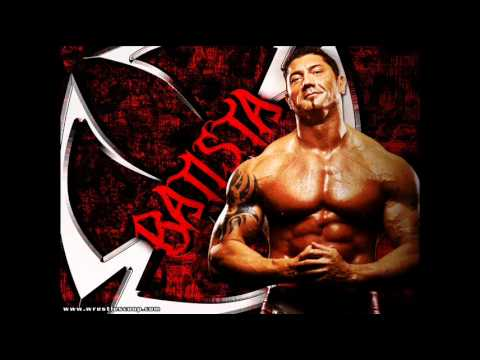 WWE  Batista Theme Song Monster