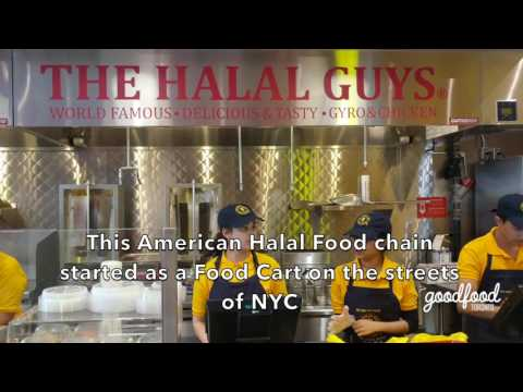The Halal Guys Now Open In Toronto