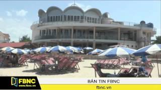FBNC - Vũng Tàu cấm tụ tập ăn nhậu và nấu nướng trên bãi biển