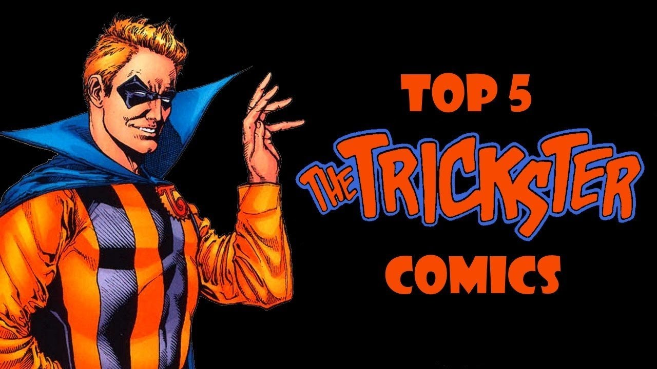 8966778bef2d4f Top 5 Best TRICKSTER Stories (Flash) - YouTube