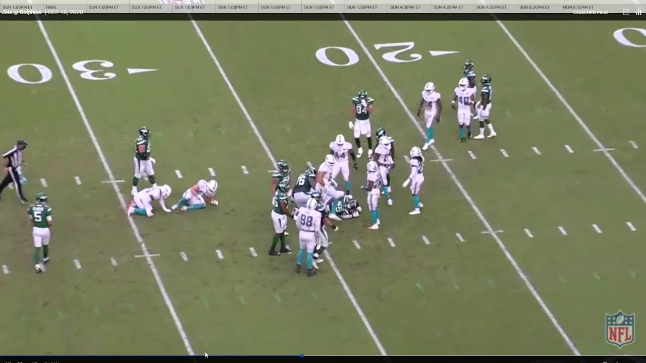 Download Byron Jones and Xavien Howard vs the Jets [film session]