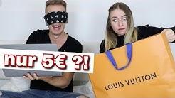 Das habe ich für NUR 5,00 € bei Louis Vuitton gekauft 😵💵